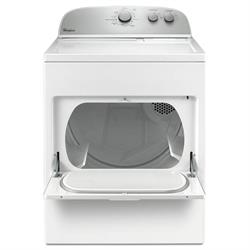 ELECTRIC DRYER 7.0 CF WED4916FW Image